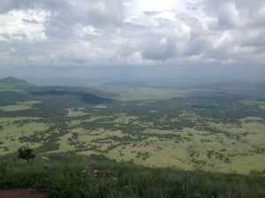 Mount Capulin View