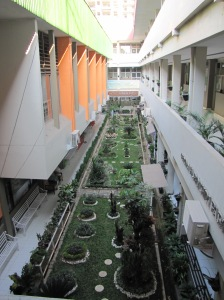 This is SMA1 Bandung, the school where we did sample lessons. It is also the host of one of our ETAs.