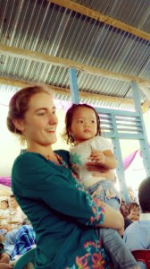 It may sound surprising, but I held a child for the FIRST TIME IN MY LIFE in Nicaragua this past May. It was a big deal. Since I have been in Indonesia, I have held FOUR babies/children. Now if only my stocks would increase at such an exponential rate...