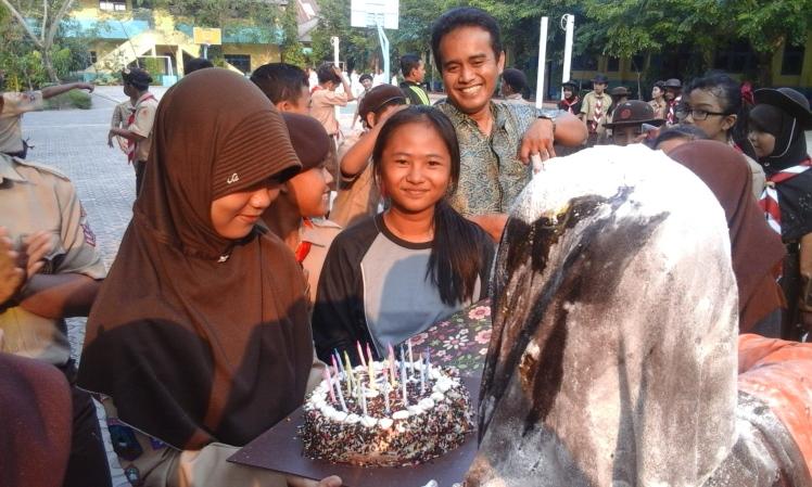 Make a wish, Ibu!