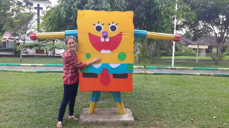 Spongebob is an international phenomenon not to be underestimated.